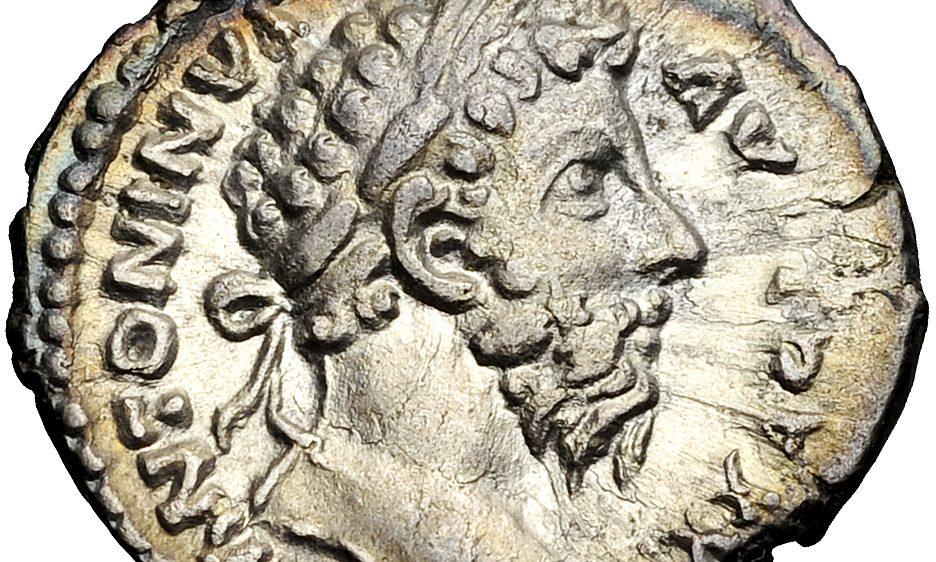 Romersk mønt